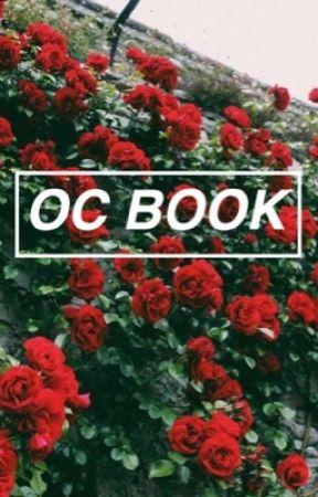 OCs Book by redrewriteshistory