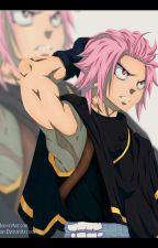 los reyes dragon rosa y escarlata by ENDnatsudragneel18