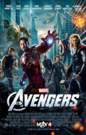 A new Avenger (Avengers fanfic)(book 1)  - Felicitas James