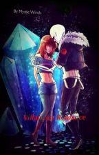 Villainous Romance (Gaster!Sans x Frisk) by MysticWinds