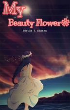 my beauty flower by syaluna-chan