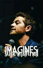 Imagines Supernatural - oneshot by erinblackboop