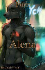 Alena -Furry- by CalebWollf