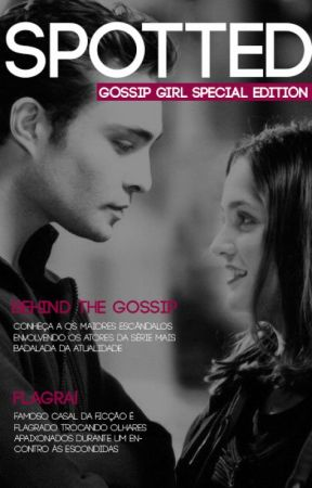 Spotted: Behind the Gossip [Leighton e Ed/Gossip Girl] by itsmenaym