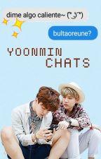 Yoonmin Chats ;; humor  by jungxkim