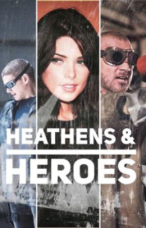 Onyx: Heathens & Heroes by xJackSkeletonX