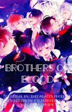 Brothers of Blood ~ Diabolik Lovers x Vampire!Reader by watching_animez