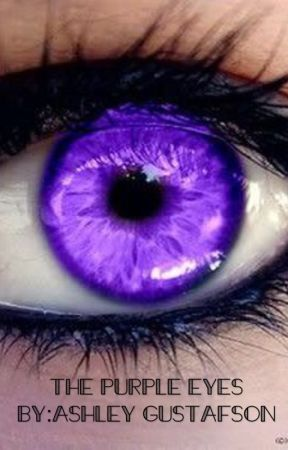 The Purple Eyes by ashleyy_ng