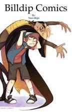 Billdip Comics  by Yaoi-ships