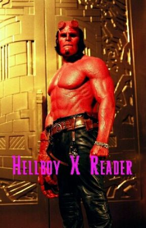 Hellboy X Reader by Pandalion23