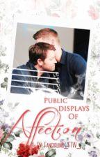 Public Displays of Affection (Destiel One-Shot) by Fangirling_FTW_