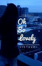 Oh So Lovely // victuuri by Skeledoot