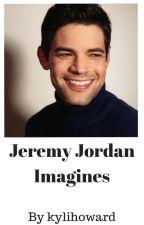 Jeremy Jordan Imagines by kylihoward