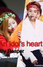 An Idol's Heart (Vhyun) by blazed_reaper