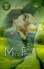 MRS. FASHIONABLE VS MR. FARMER by Cerita_RZ