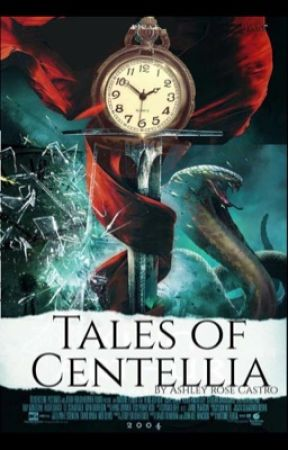 Tales of Centellia  by ashleyrosecatro