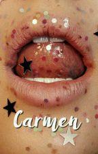 Carmen // Jeffrey Dean Morgan by lizmsalazar