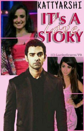 Arshi SS: It's a love story by kattyarshi