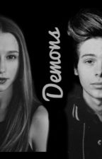 Demons (A Luke Hemmings Fanfic) by Marieeliz967