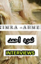NIMRA-AHMED  نمره احمد   (Interviews) 😉 Hav Fun! by bintameeen