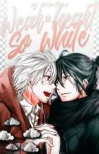 Wear A Heart So White || No. 6 Fanfiction; Nezushi ✓ by miracleboi