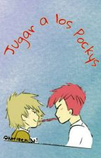 Jugar A Los Pockys ~ Golden & Foxy ~ Fnafhs by ImMrsPotatoHead