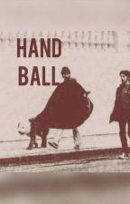 Handball  by kaysiecurrul