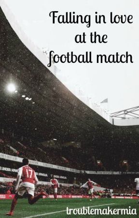 Finding love on a football match  by troublemakermia