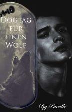 Dogtag für einen Wolf (BxB/MxM) by PuceIIe