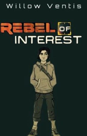 Rebel of Interest (SWR POI AU) by lothcatwillow