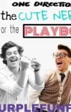 the cute nerd or the play boy by purplefunfix