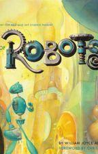 Robots Meet Cyborg by TwilightSage12