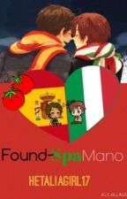Found~Spamano by Hetaliagirl19