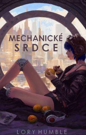 Mechanické srdce by LoryApaireHumble
