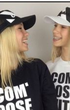 I Love My Twin ( Lisa and Lena ) by aly5000