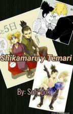 Shikamaru y Temari  by Sofi_dok