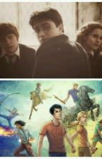 Semidioses en Hogwarts by unmundodeficcion