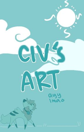 Civ's Artbook by civvys
