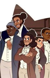 Lafayette x Hercules mulligan 😋 by Jackthecoolkid