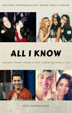 All I Know. by Semiharmonizer