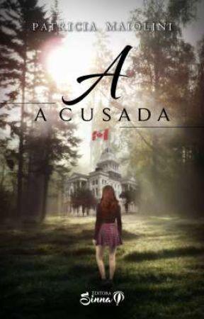 A Acusada by PatriciaMaiolini