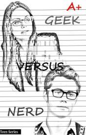 Geek versus Nerd by NoNameOrUnidentified