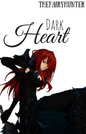 Dark Heart by TheFairyHunter