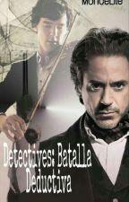 Detectives: Batalla Deductiva by moncelite