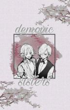 Demoniczna dwójka [Diabolik lovers] by Hebi__
