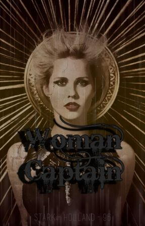Woman Captain // Killian Jones-Captain Hook by stark-holland-96