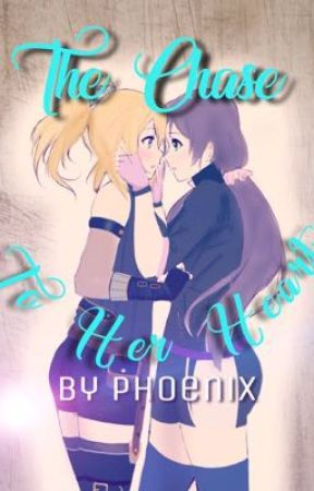 The Chase To Her Heart (NozoEli AU Fanfic) by NoodlePhoenix