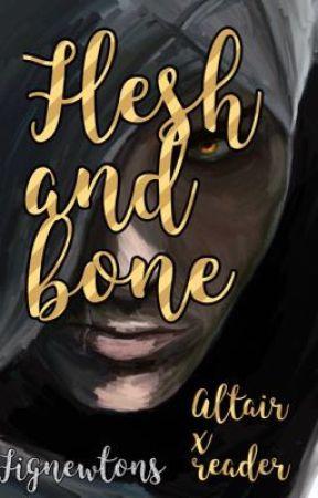 Flesh and Bone by Oreofignewtonsblazko