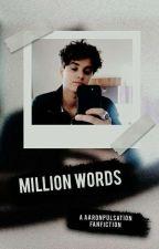 million words » bradley simpson. by aaronpulsation