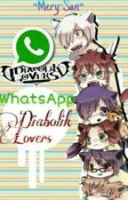 Los chicos de Diabolik Lovers y tu 😉 by El_Satan_soo
